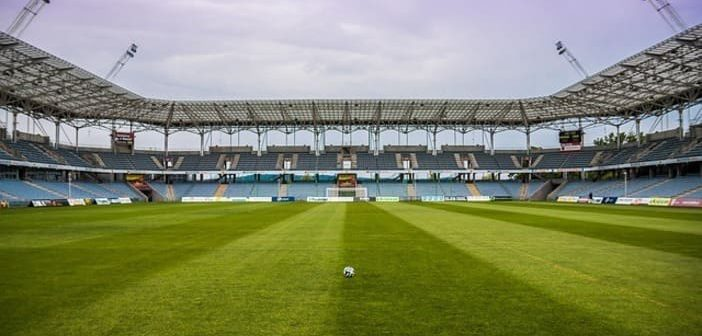 LFP, Amiens, stade de la Licorne