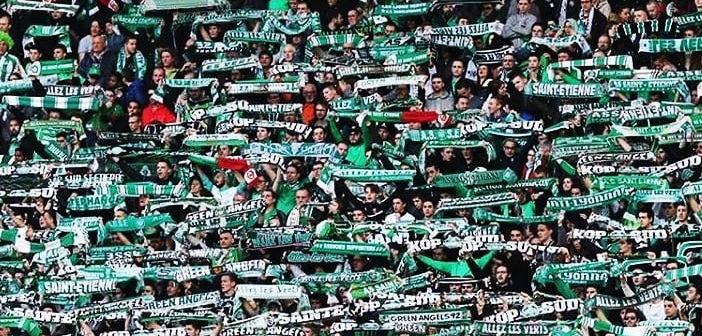 L'AS Saint-Etienne a remporté son duel face à Caen en Ligue 1