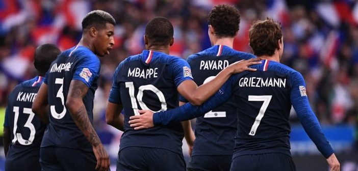 La France bat l'Albanie – Un pas de plus vers l'Euro 2020