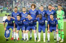 équipe de Chelsea en 2019